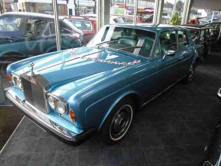 Cmw Car Sales >> 1981 Rolls Royce Corniche 6.8 2dr. car for sale