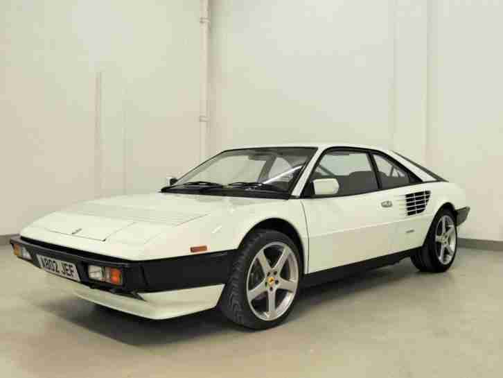 ferrari 1984 mondial 2 9 quattrovalvole coupe petrol car for sale. Black Bedroom Furniture Sets. Home Design Ideas