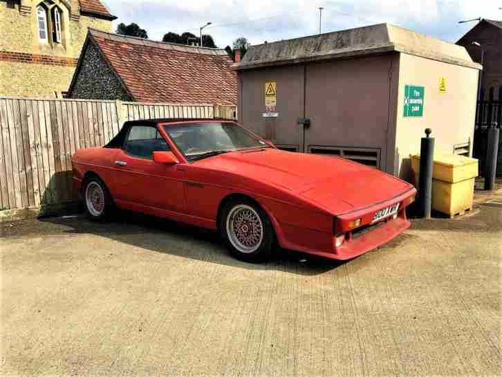 1984 TVR 350i 3.5 2dr RARE CLASSIC + LOW MILEAGE + ONLY 46K