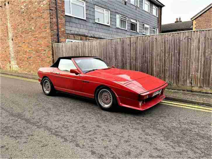 1984 TVR 390 3.9 2dr RARE CLASSIC + LOW MILEAGE + ONLY 46K