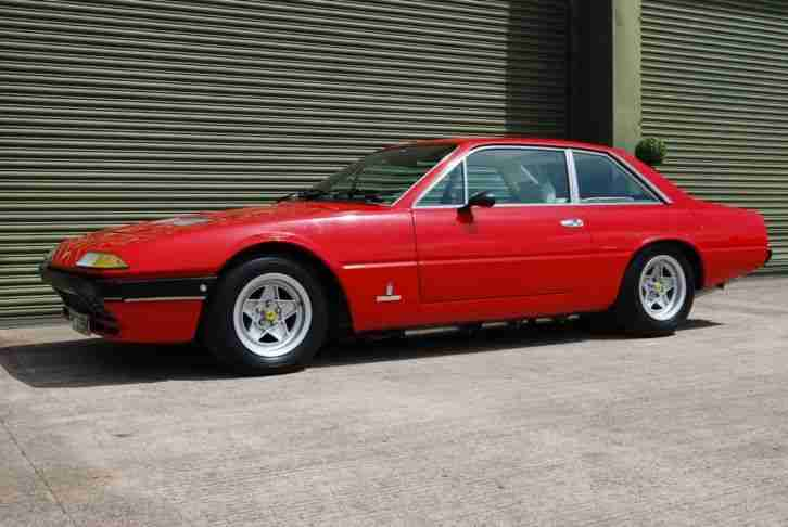 ferrari 1986 mondial 3 2 cabriolet manual car for sale. Black Bedroom Furniture Sets. Home Design Ideas