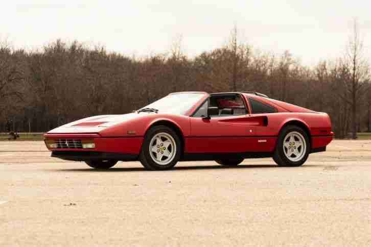 Ferrari 328. Ferrari car from United Kingdom