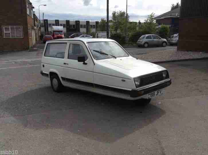 1986 RELIANT RIALTO ROBIN, Spares or Repair, Project, Barn Find, Trike, Buggy