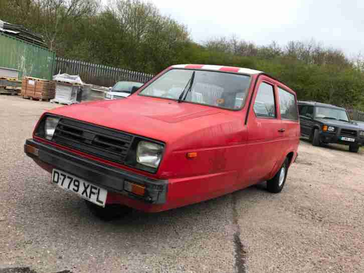 1987 RELIANT RIALTO GLS ESTATE SEPT MOT AIXAM MICROCAR TRIKE IN CANNOCK STAFFS