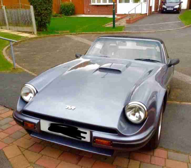 TVR 1988 2.8 S1 Two Seater Sports Car. Car For Sale