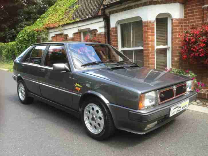 Lancia DELTA. Lancia car from United Kingdom