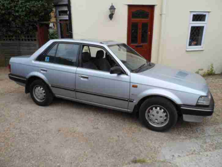 1988 MAZDA 323 GLX SALOON Low mileage Classic Retro
