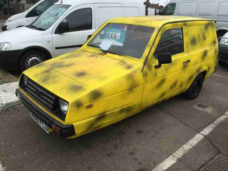 1988 RELIANT RIALTO only fools and horses replica, del boy, robin reliant
