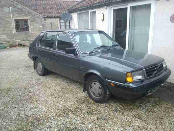 1988 Volvo 340 GLE, 33K Miles from new, top of the range, £2000, Wiltshire