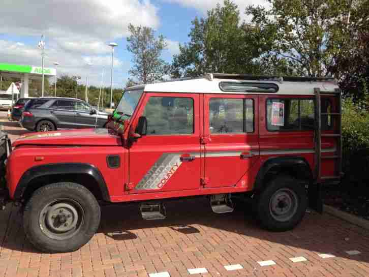 Land Rover 300tdi Trayback Challenge Truck Car For Sale