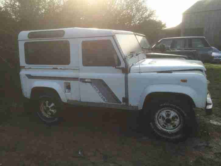 1989 LANDROVER 90 CSW - PROJECT / SPARES / REPAIR