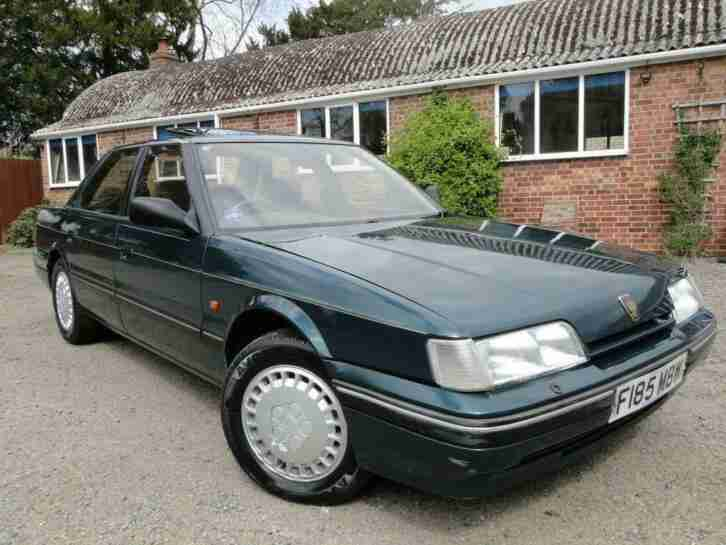Rover 800. Rover car from United Kingdom