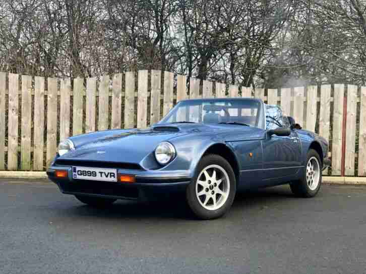 TVR 280. TVR car from United Kingdom