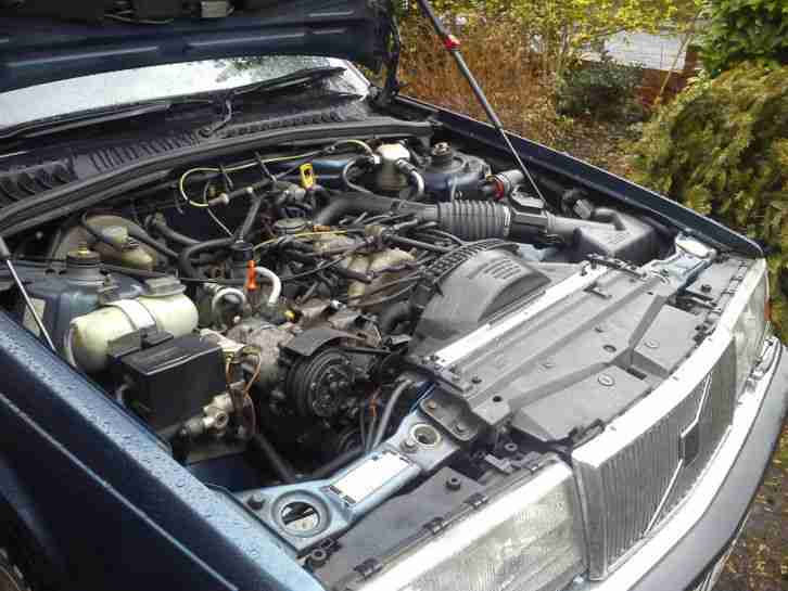 1989 Volvo 760 GLE Auto Estate -