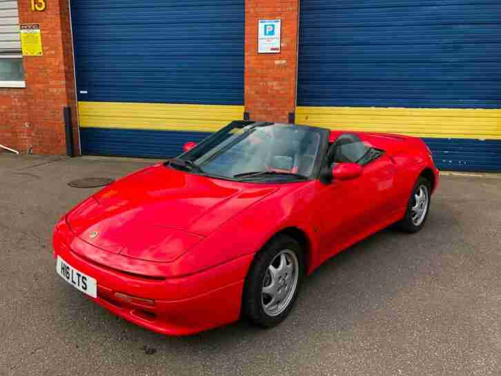1990 Elan convertible ONLY 27000 MILES