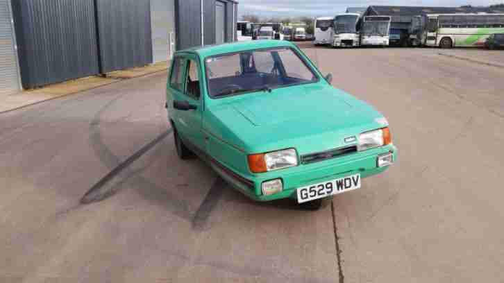 reliant 1990 robin lx green car for sale rh bay2car com Peel Trident Bond Bug