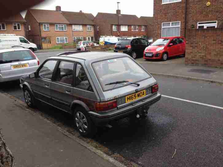 1990 ROVER MAESTRO DLX GREY, mileage 137k, collect Hanworth, Middlx, TW13