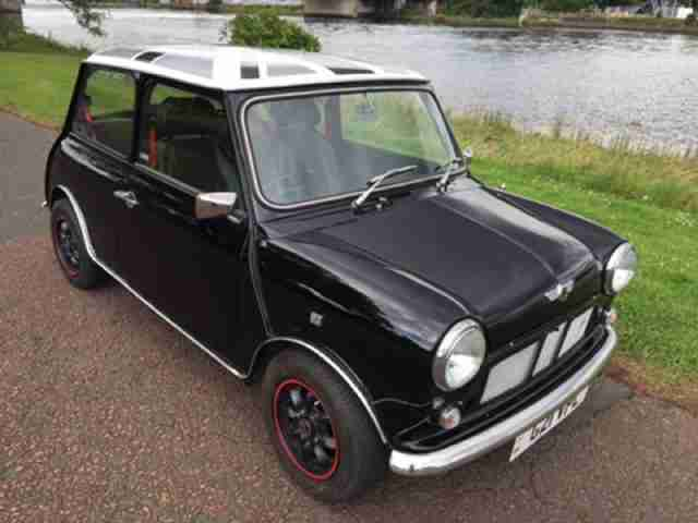 Rover 1990 Mini 13 Checkmate Car For Sale