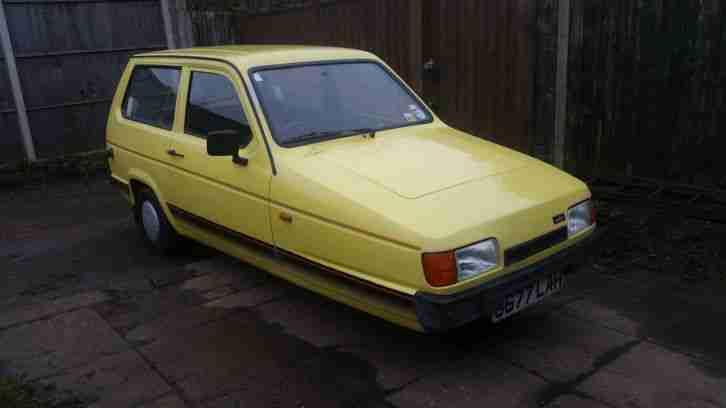 reliant 1990 robin lx car spares repairs car for sale rh bay2car com BMW Isetta BMW Isetta
