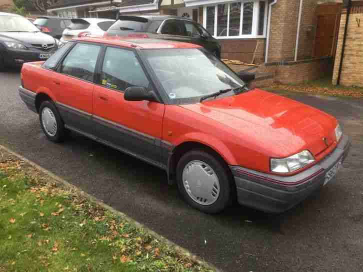 1990 Rover 414 Sli only 58k project no mot
