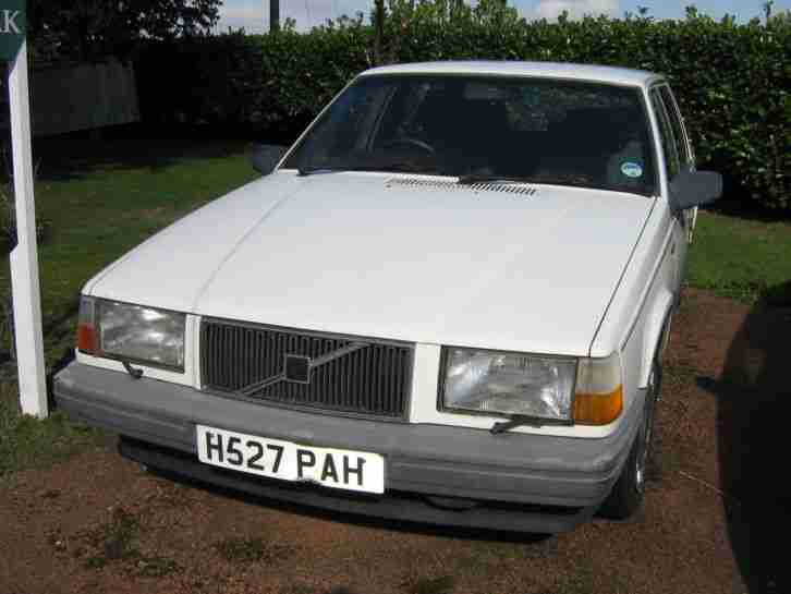 1990 740 GL WHITE Spares or Repair
