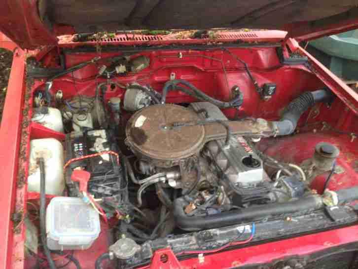 nissan  patrol swb  rb engine  spares  repairs car  sale