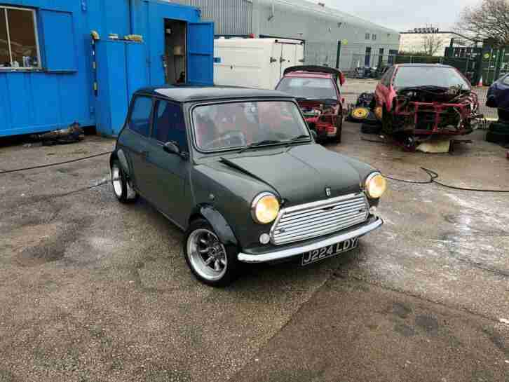 1991 MINI 1000 CITY E 998cc CLASSIC