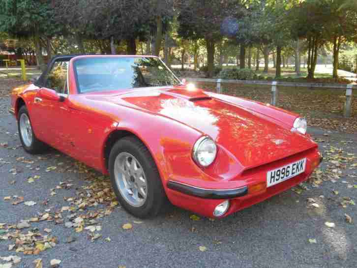 TVR 290. TVR car from United Kingdom
