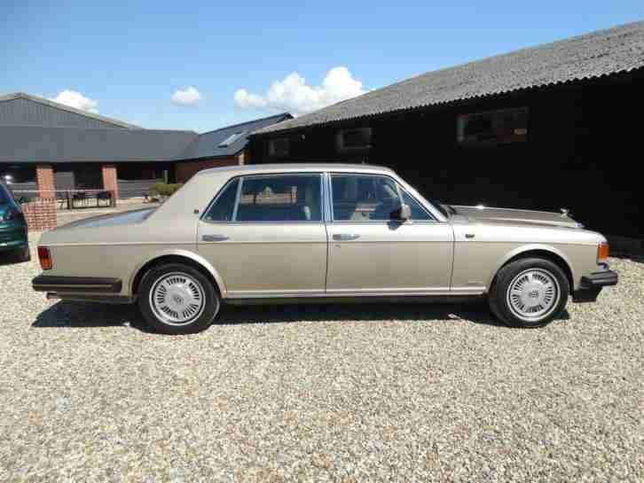 Bentley 1992 Mulsanne S Auto Auto Lwb Car For Sale