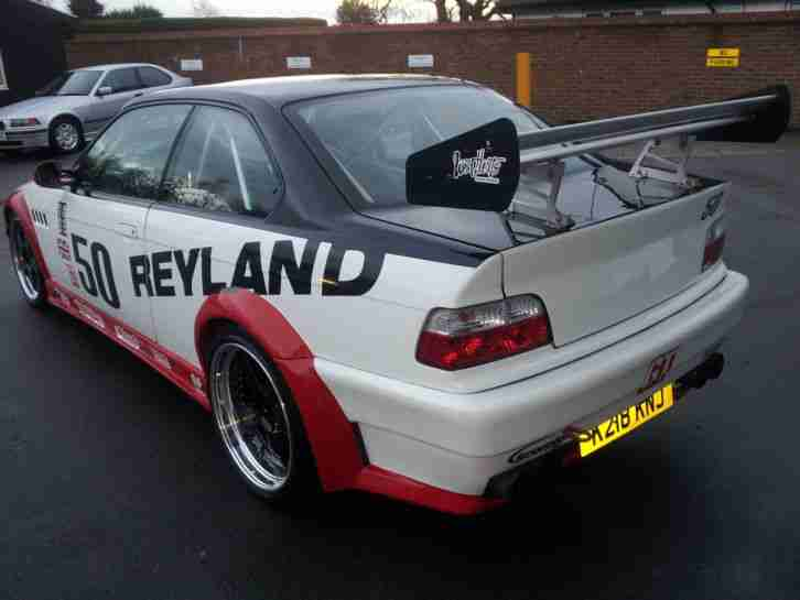 1992 BMW Reyland Motorsport RS Cosworth Turbo E36 318i s Show Track PX not M3