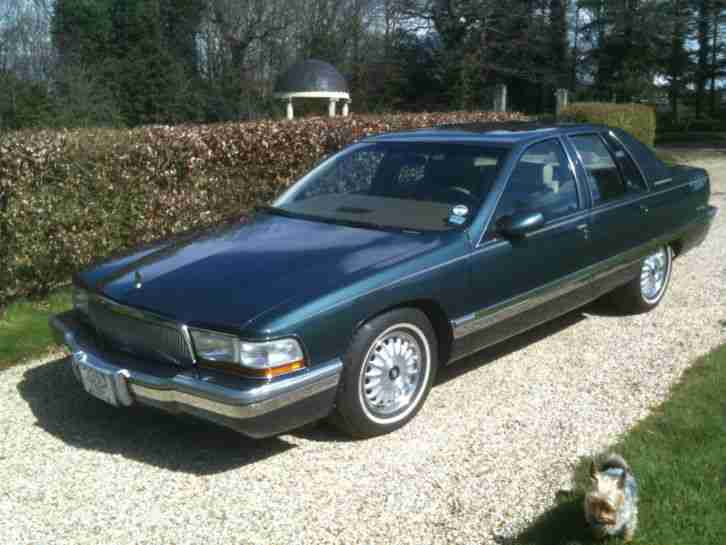 1992 buick roadmaster green car for sale bay2car