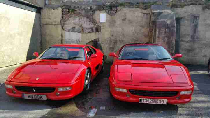 Ferrari 1992 F355 REPLICA BASED ON MR2 TWIN ENTRY TURBO ...