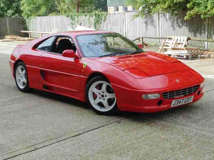 Toyota 1992 J Mr2 2 0 Turbo Ferrari 355 Replica Car For Sale