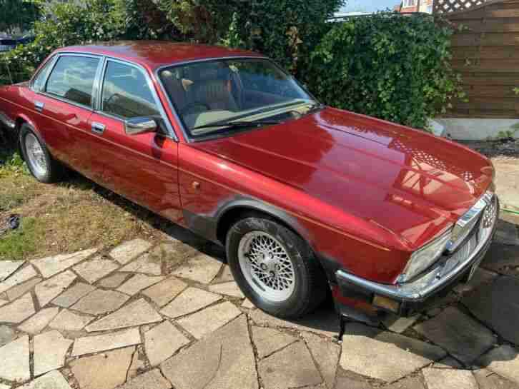 1992 XJ 4.0 XJ40 Sovereign 4dr