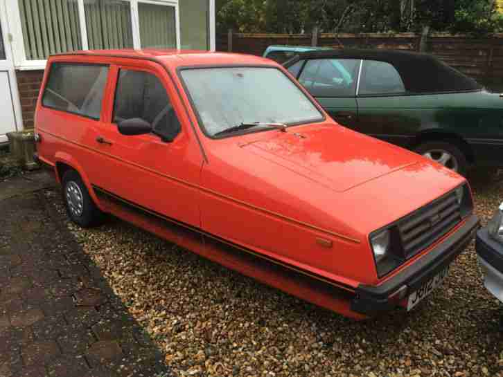 1992 RIALTO ESTATE SE RED