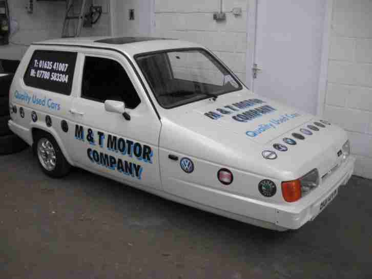 1992 Reliant Robin LX 3DR 0.9