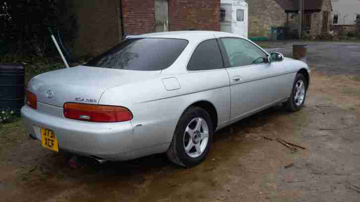 1992 TOYOTA LEXUS SOARER UZZ31 V8 LIMITED **ALL ORIGINAL CAR**