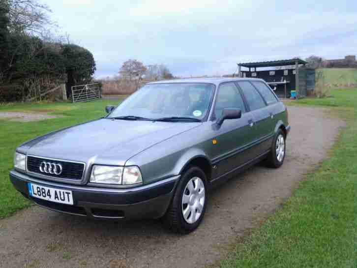 audi 1993 80 tdi estate 195k recent cambelt car for sale. Black Bedroom Furniture Sets. Home Design Ideas