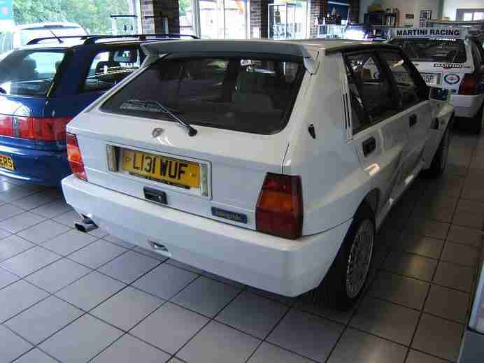 1993 L Lancia Delta HF Integrale Evolution - Outstanding Example, Low Mileage
