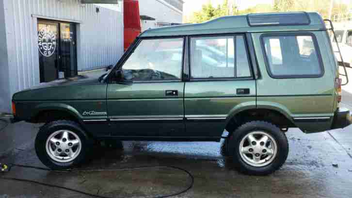 1993 Land Rover Discovery 200tdi Green Car For Sale