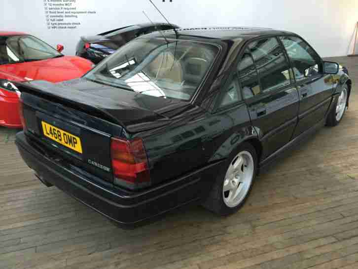lotus 1993 carlton low mileage fantastic investment opportunity car for sale. Black Bedroom Furniture Sets. Home Design Ideas