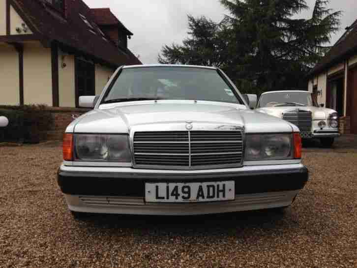 1993 Mercedes 190E 2.0 Auto Last year produced with Airbag W210 E30