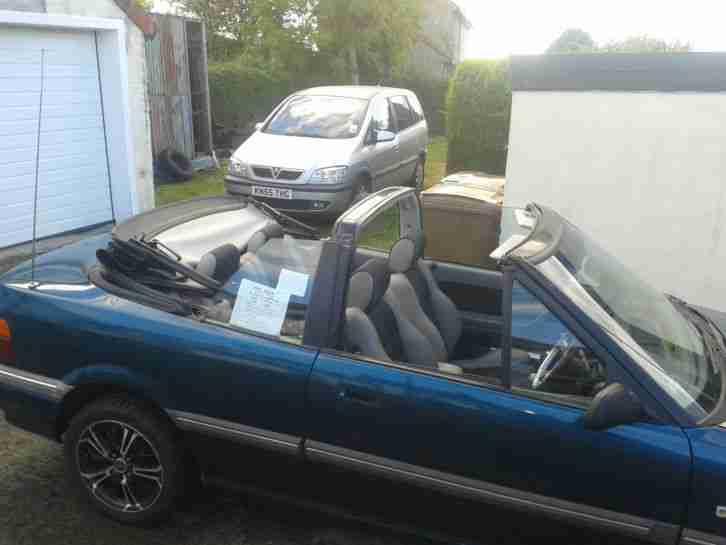 rover 214 convertible