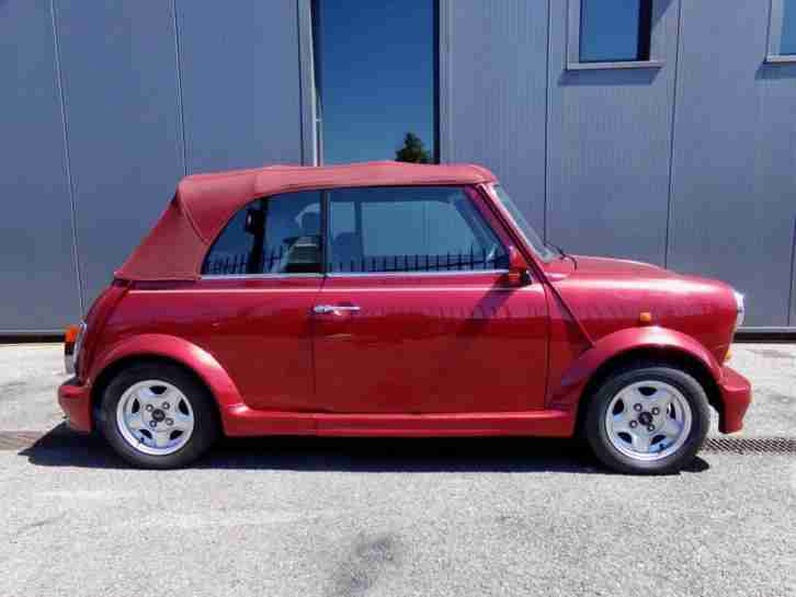 Rover 1993 Mini Cabrio Finance Options Available Car For Sale