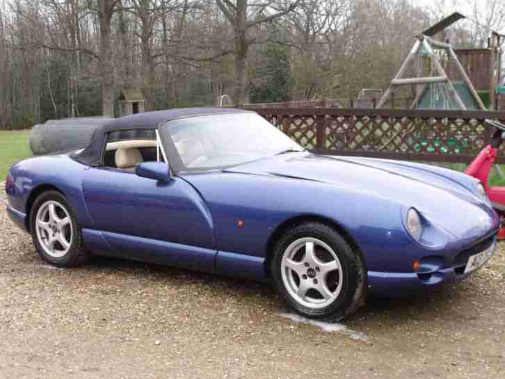 TVR CHIMERA. TVR car from United Kingdom
