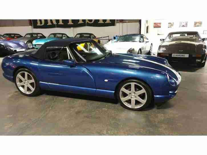 1993 TVR Chimaera Convertible Petrol Manual
