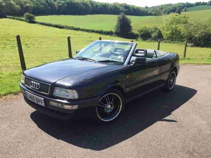 Audi 80. Audi car from United Kingdom