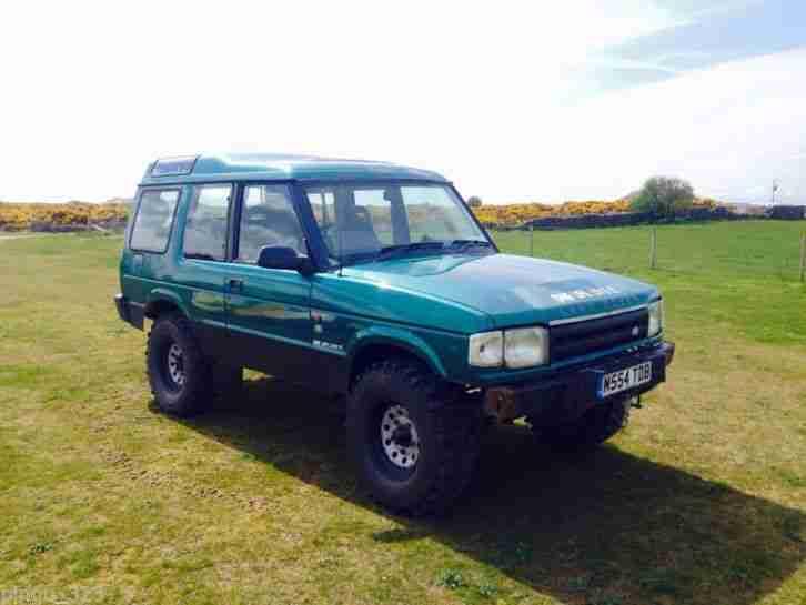1994 land rover discovery 300 tdi 3 door off roader car for sale. Black Bedroom Furniture Sets. Home Design Ideas