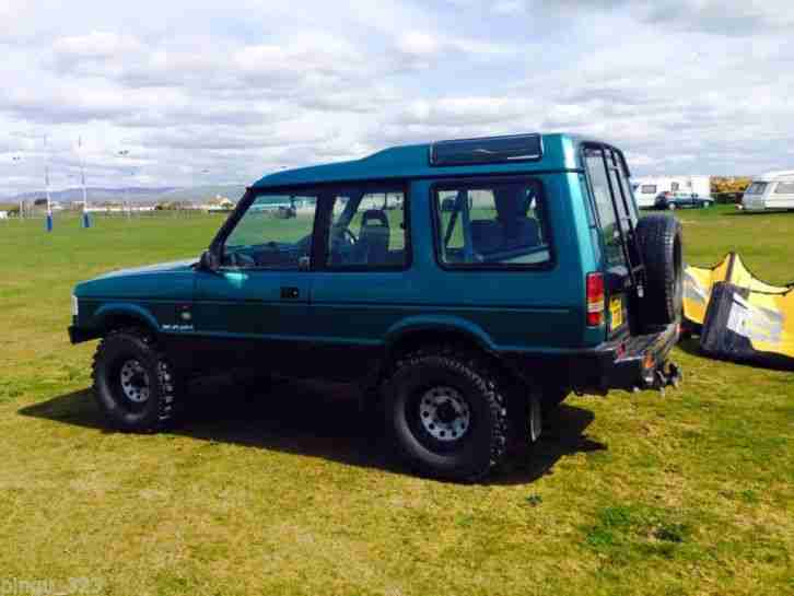 1994 LAND ROVER DISCOVERY 300 TDI 3 DOOR OFF ROADER