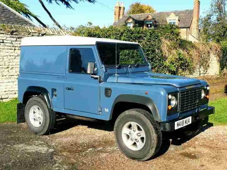1994 Land Rover Defender 90 300TDI Hard Top